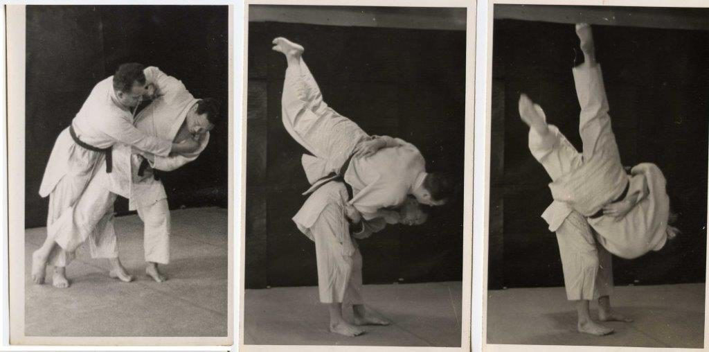 Moshe Feldenkrais - Judo